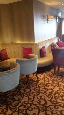 Elgin Hotel Blackpool: stans bar