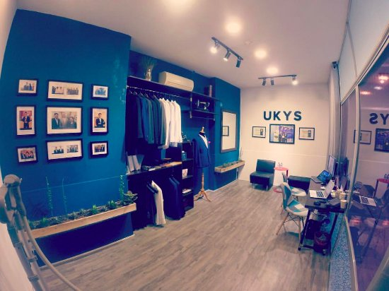 UKYS - The Best Custom Tailored Suits and Shirts