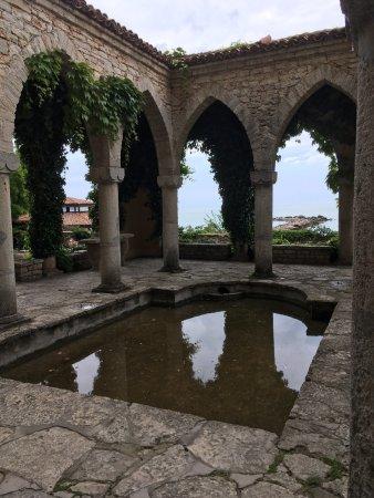 Paleis en de Botanische Tuinen van Balchik