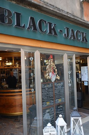 Blackjack hotel alojamiento
