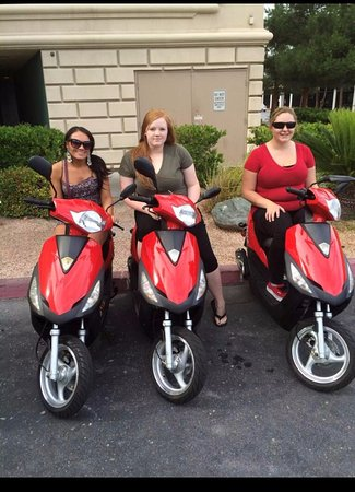 Scooter Up Rentals And Sales Of Las Vegas