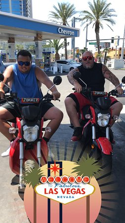Mopeds For Sale Las Vegas >> 2017 Picture Of Scooter Up Rentals And Sales Of Las Vegas Las