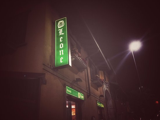 La nuova birreria leone, a Novate milanese, aperta fino alle 2 !!