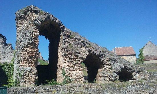 Théâtre gallo-romain de Drevant