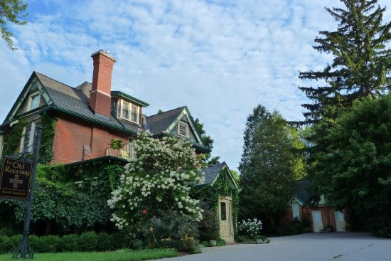 The Old Rectory: B&B plus Coach house suites