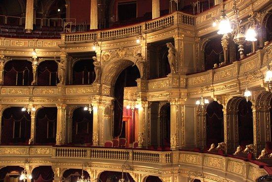 la loge royale ブダペスト ハンガリー国立歌劇場の写真 トリップ