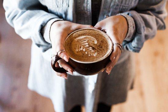 Poulsbo, WA: Delicious artisan coffee