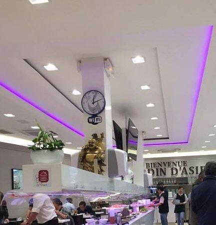 Jardin d asie paris omd men om restauranger tripadvisor for Jardin d asie 78 rue baudricourt 75013 paris france