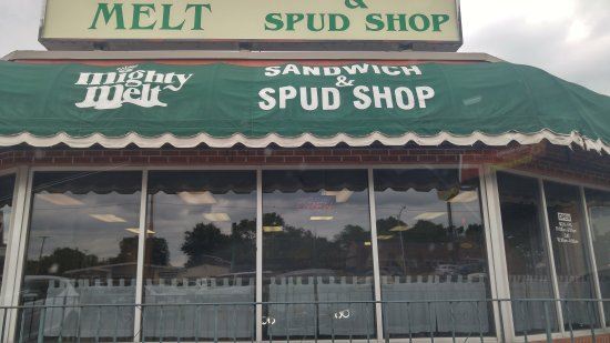 Sedalia, MO: Mighty Melt Sandwich and Spud Shop