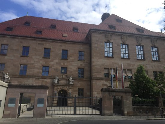 Nuremberg Palace of Justice (Justizpalast): photo0.jpg