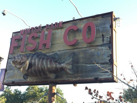 Winter park fish company picture of winter park fish for Winter park fish company
