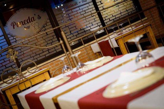 Alcanena, Portugal: Bar Restaurante...tudo no mesmo estabelecimento...