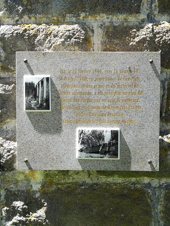 Le Viaduc des Farges et la Douglasaie