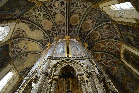 Tomar, Portugal: Charola