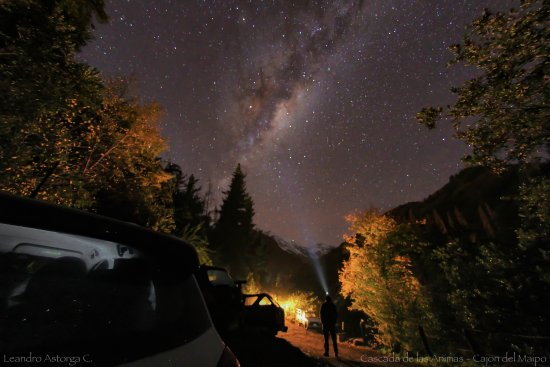 Cascada de las Animas 사진