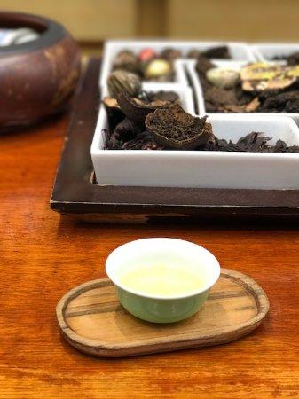 Vital Tea Leaf : chá