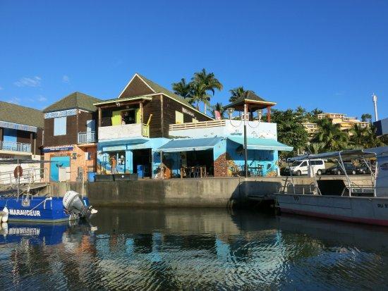 Saint-Gilles-Les-Bains, Isola della Reunion: o sea bleu