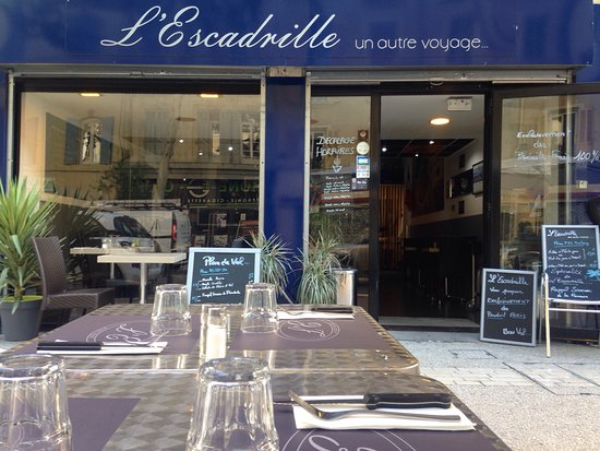 L 39 escadrille salon de provence restaurant avis num ro for Boite interim salon de provence