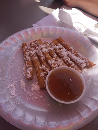Sunman, IN: Really good funnel fries and tenderloins