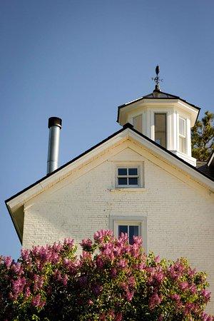 Frelighsburg, Canada: Maison de 1859