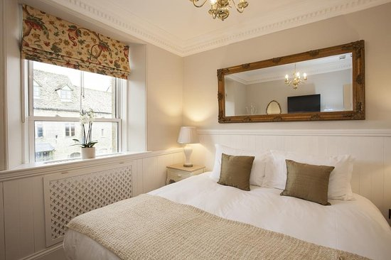 Stow-on-the-Wold, UK: Comfort bedroom