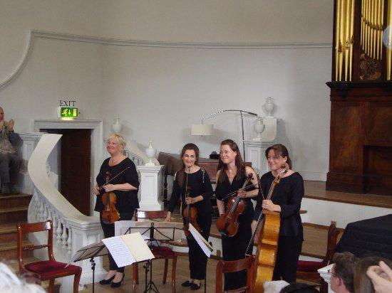 Sunday Morning Coffee Concert With Vertavo String Quartet