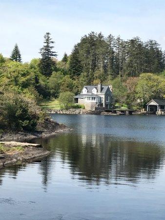 Recess, Ireland: Scenery from Ballynahinch