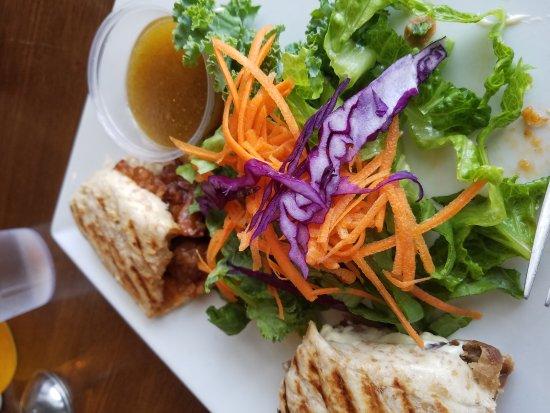 Vegetarian Restaurant by Hakin