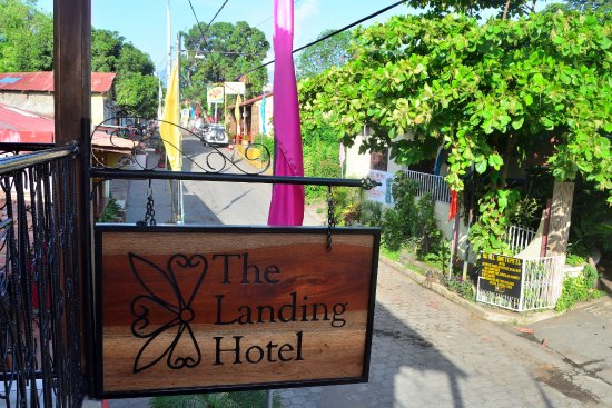 Foto de The Landing Hotel