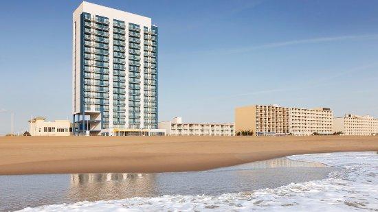 Hyatt House Virginia Beach Oceanfront Updated 2018 Prices Hotel Reviews Tripadvisor