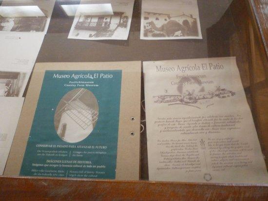 Museo Agricola el Patio: Museo Agricolo El Patio