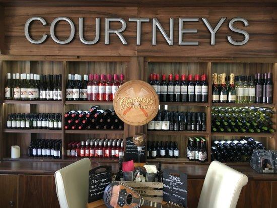 Newry, UK: Wine Selection