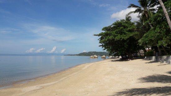 Mercure Koh Samui Beach Resort Strand Vorm Hotel