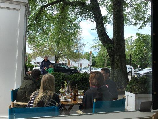 East Hampton, Estado de Nueva York: Through the window