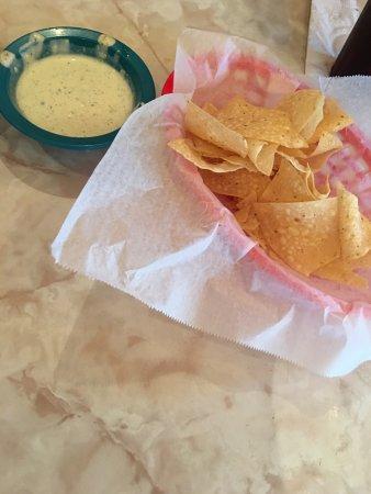 Колледж-Стейшн, Техас: Creamy jalapeño!!!