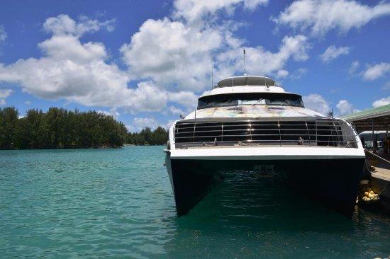 Victoria, Seychellen: Catamaran
