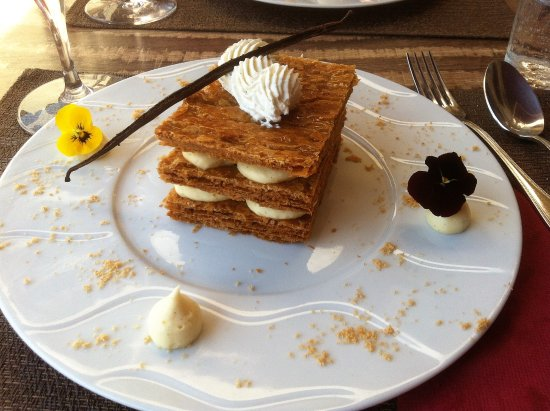 Biot, France: Millefeuille : une merveille en bouche !