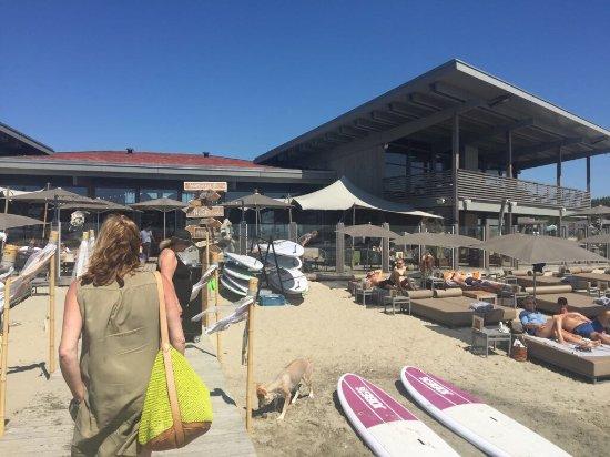 Ouddorp, Ολλανδία: Werelds Aan Het Strand