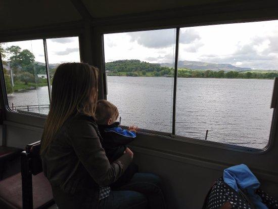 Llanuwchllyn, UK: Bala lake