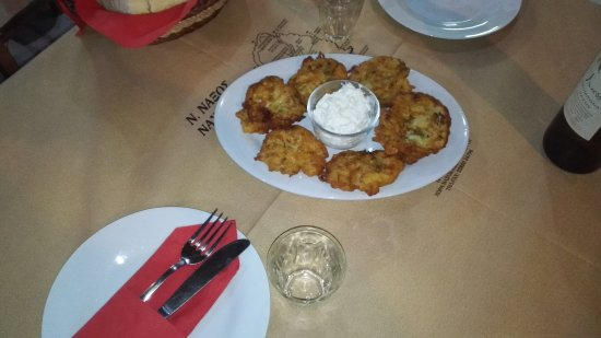 Mikri Vigla, Greece: Naxian Gastronomy