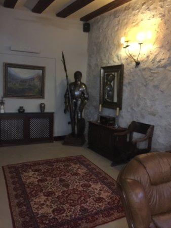 Cuevas de Canart, Hiszpania: Hotel Don Inigo de Aragon