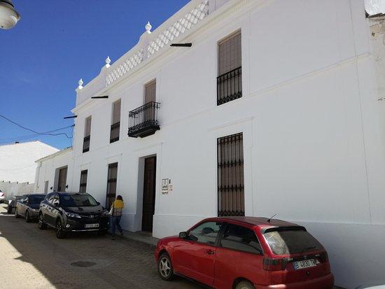 Casa Rural El Aguila: Fachada