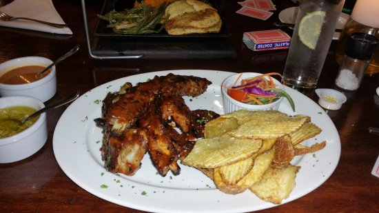 LM in Plett: Spare ribs