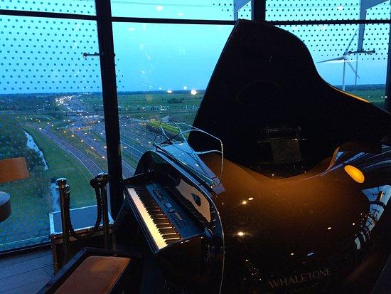 Piano In The Bar Picture Of Fletcher Hotel Amsterdam Amsterdam
