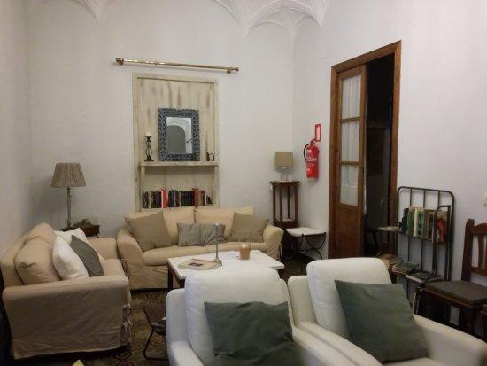 Montemolín, España: Salón