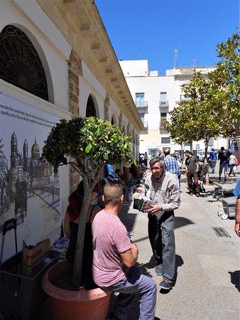 Muros Exteriores Picture Of Mercado Central Cadiz Tripadvisor - Muros-exteriores