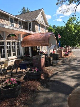 Highland Falls, Nowy Jork: Bear Mountain Pizza & Cafe