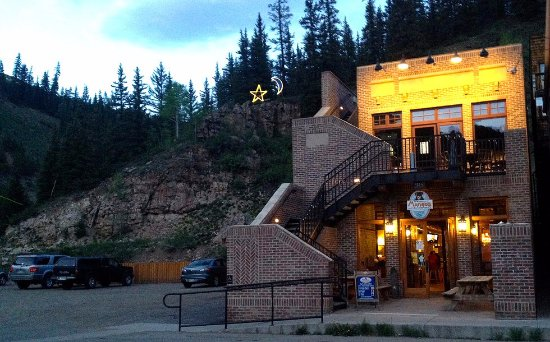 Red Cliff, CO: Mango's Mountain Grill