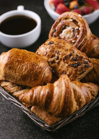 Campbell, CA: French Pastries