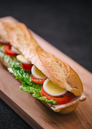 Campbell, CA: French Sandwich